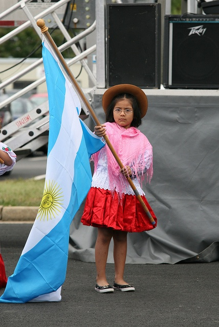 proclamation Ceremony in Argentina