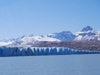 The most spectacular glaciers in the Los Glaciares National Park