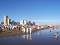 Top beaches in Argentina