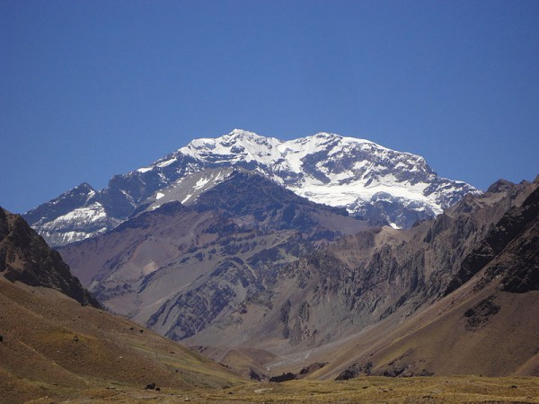 Aconcagua Mountain en.wikipedia.org