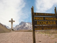 Visitor's guide to the Aconcagua Mountain