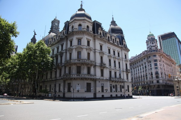 Buenos Aires City Hall Liam Quinn/Flickr