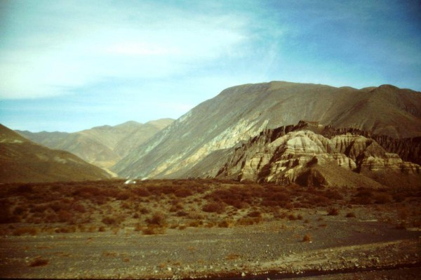 Quebrada de Humahuaca geolocation.ws
