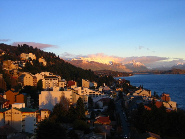 View over San Carlos de Bariloche Matito/Flickr
