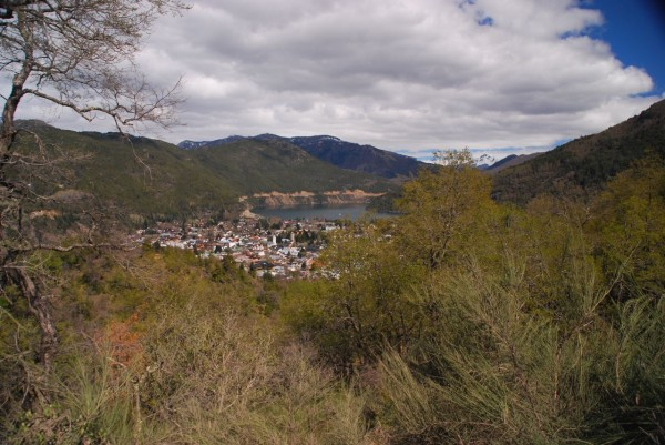 View over San Martín de los Andes magical-world/Flickr