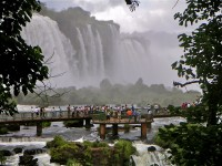 Useful information for visitors of the Iguazu Falls