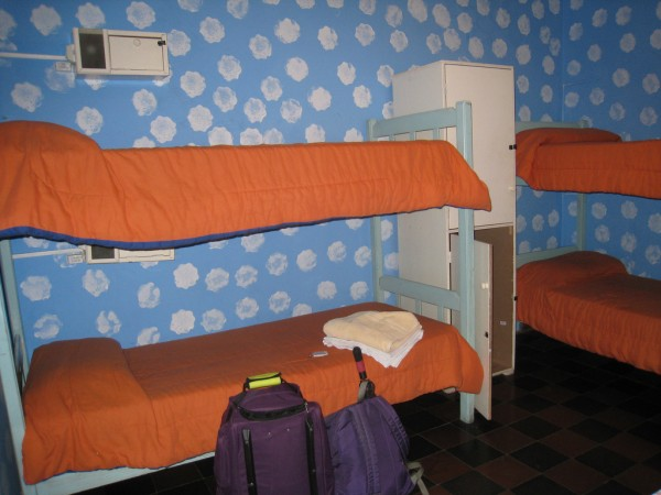 Hostel room in Salta Dvortygirl/Flickr