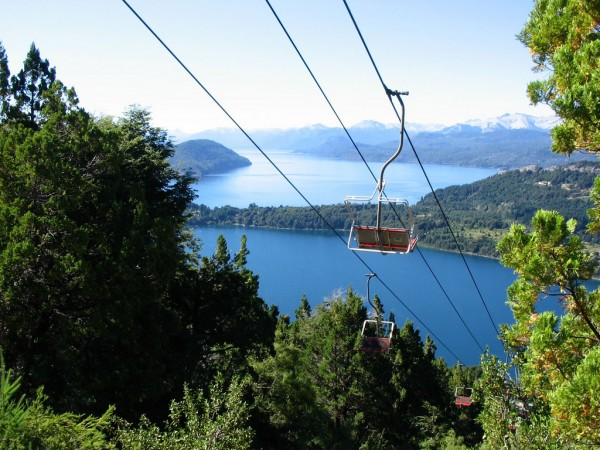 The Nahuel Huapi Lake ramonbaile/Flickr