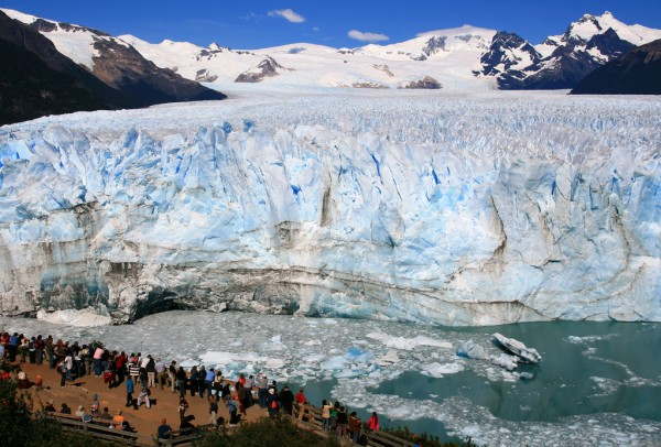 The Perito Moreno Glacier Tanenhaus/Flickr