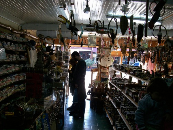 Puerto Iguazu souvenir shop total13/Flickr