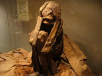 Inca mummy Leandro's World Tour/Flickr