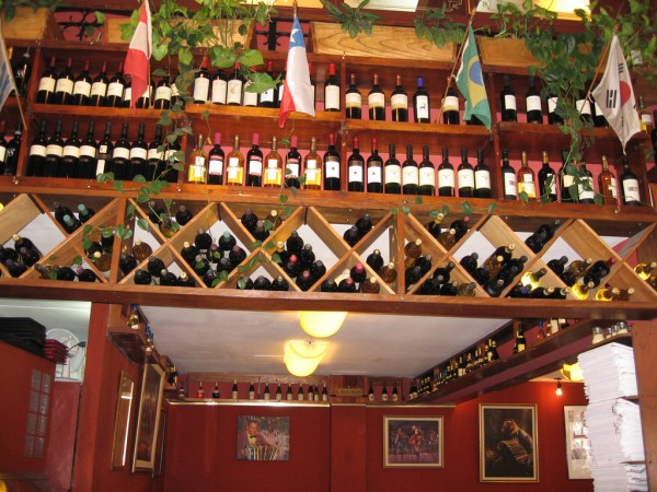 Argentine wines permanently scatterbrained/Flickr