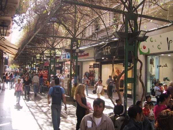 Cordoba shopping street happylilcoder/Flickr