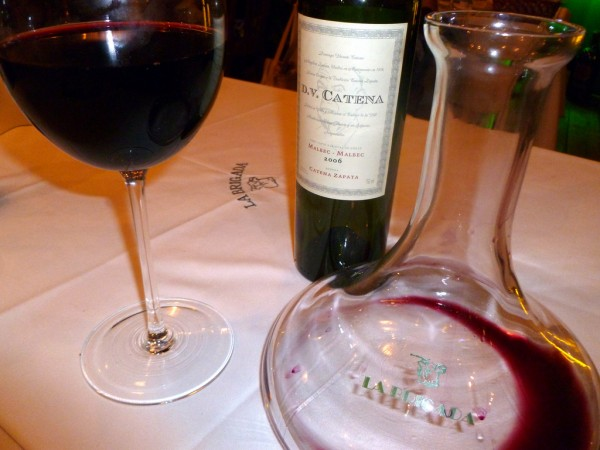 Malbec wine David Berkowitz/Flickr