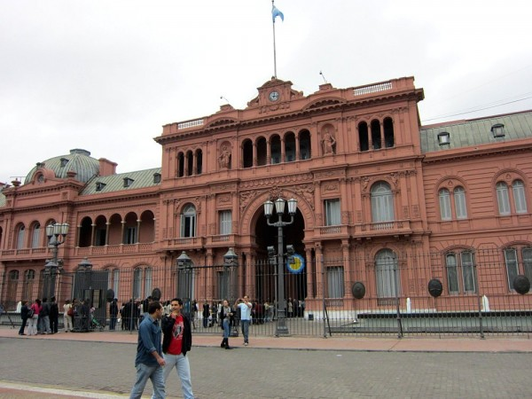 Casa Rosada allisonmeier/Flickr