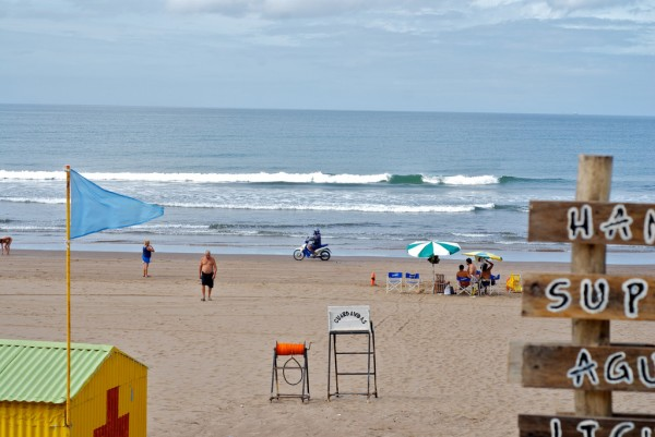Necochea Beach blmurch/Flickr