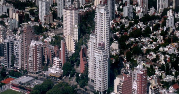 Aerial view of Buenos Aires Martin Treber/Flickr