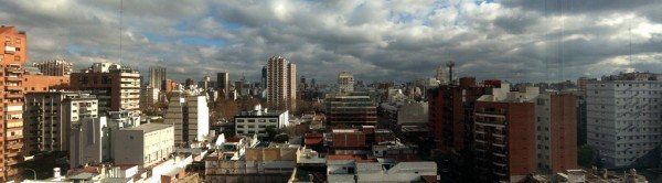 View over Buenos Aires Joe Gatling/Flickr